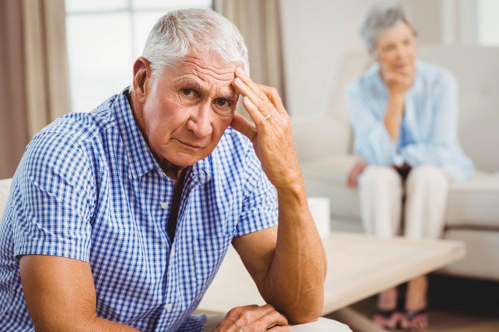 Behavioral Problems in Dementia